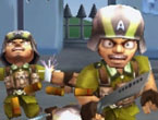 Mini Attack Urban Combat Game