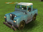 Shaun the Sheep Lamb Rover 4x4 Game